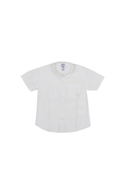 Chicco Çocuk Beyaz Günlük Gömlek 9066453-033