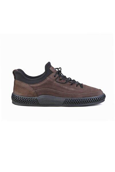 Greyder Erkek Kahverengi 13640 Mr Trendy Ayk Ayakkabı