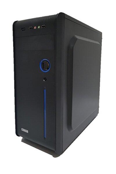 Canar 939-blue 2*usb 2.0 Atx Boş Bilgisayar Kasası Powersız