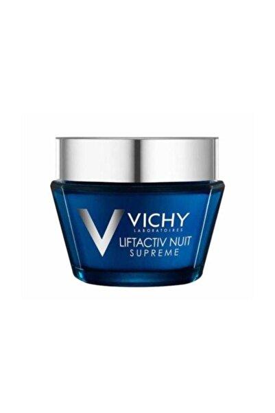 Vichy Liftactiv Supreme Gece Bakım Kremi 50 Ml