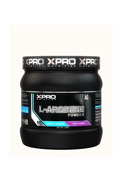 Xpro Nutrition L-arginine Powder 300gr - Karışık Meyve Aromalı