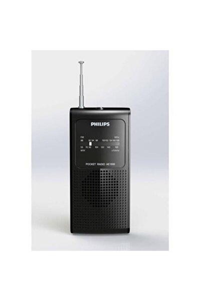 Philips Ae1500w Fm/mw Portatif Taşınabilir Radyo Çalar Siyah