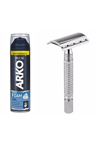 Transformacion Arko Men Cool Traş Köpüğü Tıraş Bıçağı Jilet Seti 712905