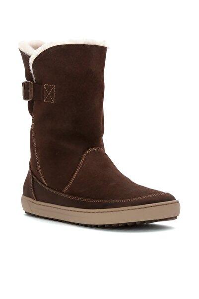Birkenstock Woodbury Kahverengi Çizme