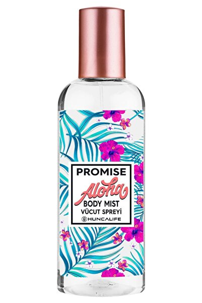 Huncalife Promise Aloha Body Mist 150 ml 8690973722690