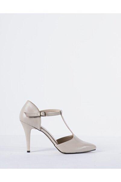 Vision Kadın Vizon Topuklu Ayakkabı
