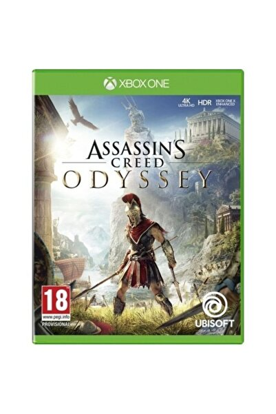 Ubisoft Assassin's Creed Odyssey Xbox One Oyun