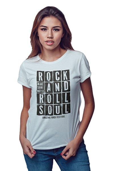 Koala Kadın Rock And Roll  Tişört