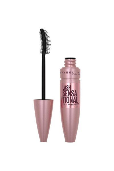 Maybelline New York Kıvrım Ve Hacim Etkili Kahverengi Maskara - Lash Sensational Burgundy Brown 3600531608729