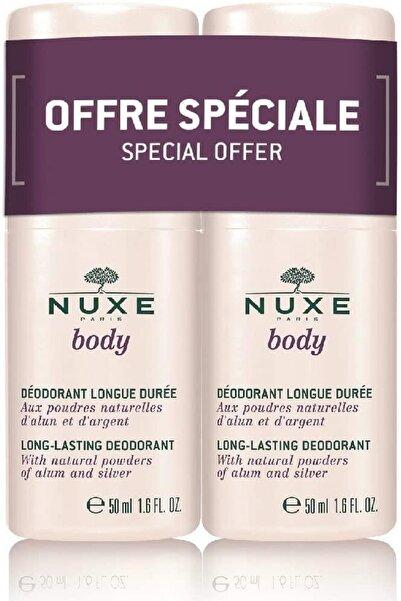Nuxe Body Deodorant Duo 50 ml  2 Adet