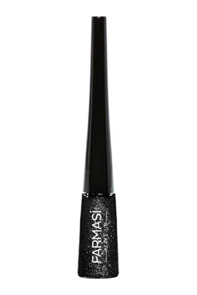 Farmasi Glitter & Metalik Eyeliner 4,5gr