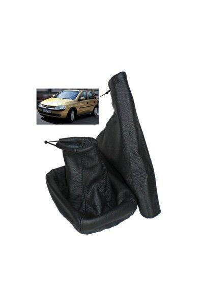 İthal Opel Corsa C Vites Körüğü Ve El Fren Körüğü Takım 2001 - 2006 1.sınıf Suni Deri - Kaliteli Ürün