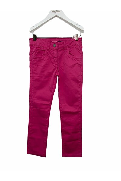 Kanz Kız Çocuk Fuşya Pantolon