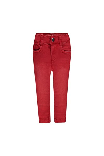 Kanz Kız Çocuk Kırmızı Pantolon