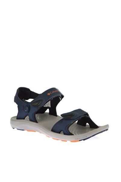 Columbia Erkek Mavi Düz Topuklu Sandalet