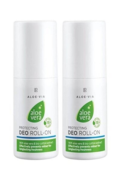 LR Aloe Vera Deo Roll-on 50ml 2'li Set