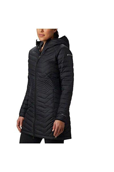 Columbia Kadın Siyah Powder Lite Mid Jacket Mont Wk0034-011