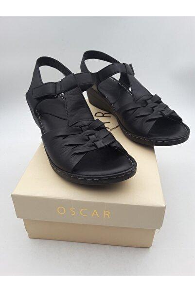 Oscar Kadın  Siyah Sandalet