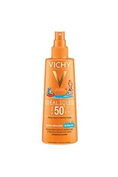 Ideal Soleil Spray Enfants Spf 50+ 200 ml