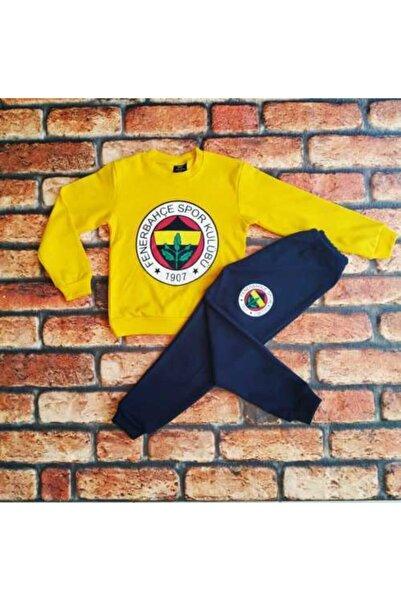 CONSEPT TREND Unisex Taraftar Çocuk Fenerbahçe Takım