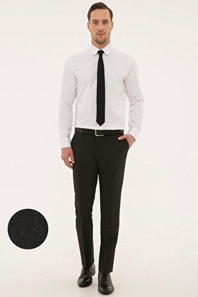 Pierre Cardin Erkek Siyah Slim Fit Pantolon G021GL003.000.1085114