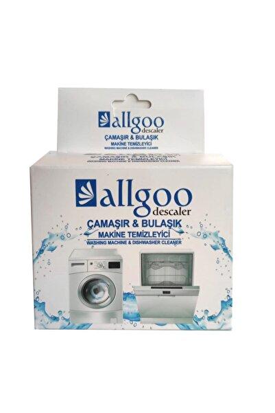 Universal Arçelik Beko Altus Allgoo Çamaşır Bulaşık Makinesi Temizleyici 5 Li Paket 40 gr