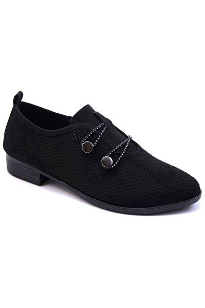 CARLA BELLA Kadın Siyah Ayakkabı  L-620