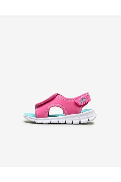 SKECHERS Kız Çocuk Pembe Su MavisiAqua Breeze Küçük  Sandalet 86786n Pkaq
