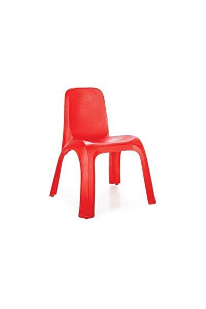 PİLSAN Kıng Sandalye (Kırmızı)