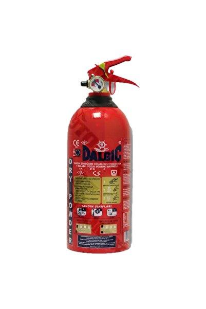 Automix Düz Ayak Yangın Söndürücü 1 kg