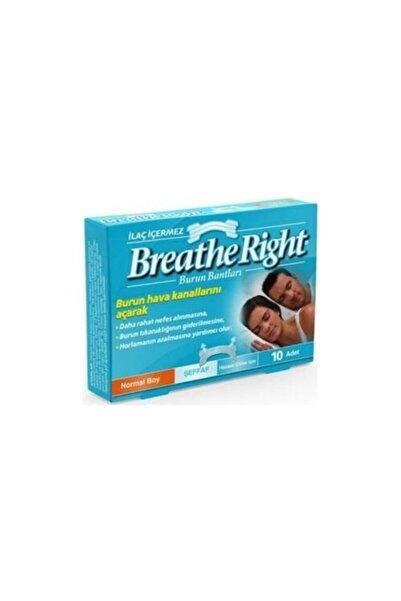 Breathe Right Breathe Rıght Seffaf (burun Bandı)