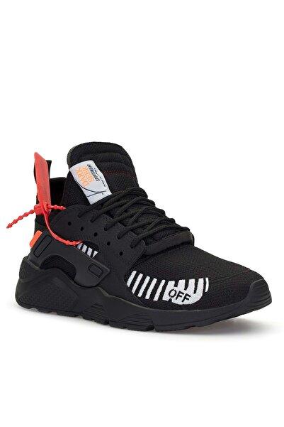 DARK SEER Siyah Unisex Sneaker