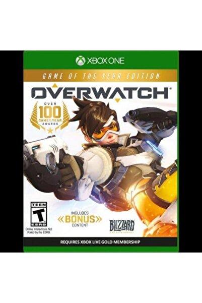 Blizzard Overwatch Game Of The Year Edıtıon Xbox One