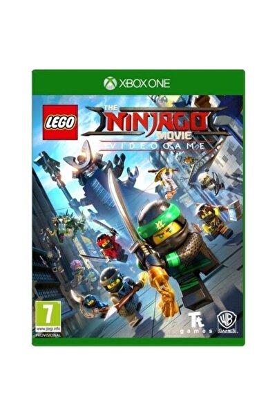 Warner Bros Wb Games Lego The Ninjago Movie Videogame Xbox One Oyun