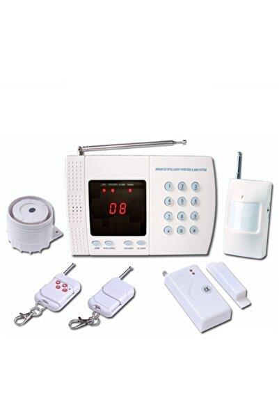 BESTSAFE Kablosuz Hırsız Alarm Seti Ev Ve Ofisler Için Hazır Kurulu Paket