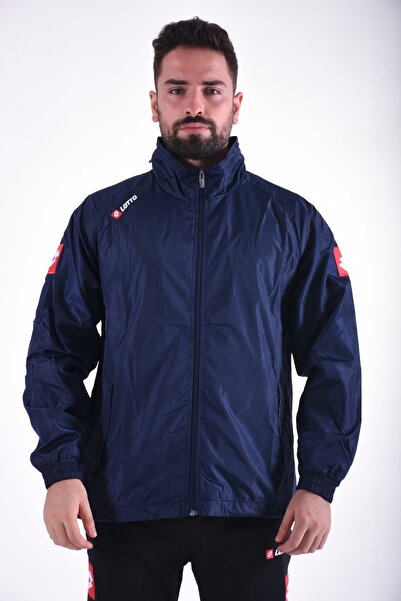 Lotto Yağmurluk Erkek Lacivert-joe Jacket Team Wn Wp-r8939
