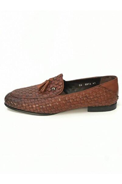 Cacharel Neolit Taban Erkek Klasik Ayakkabı Kahverengi