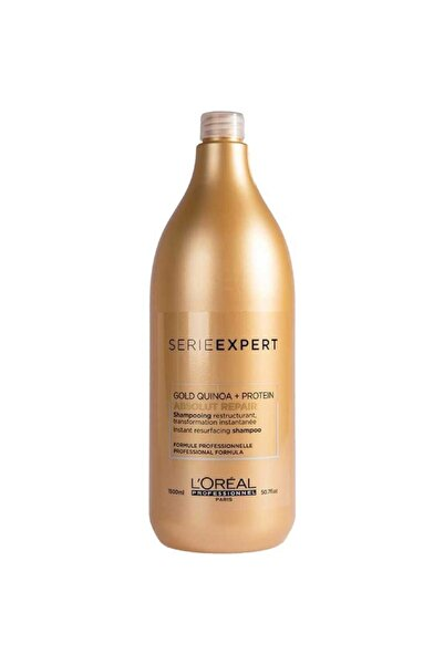 L'oreal Professionnel Absolut Repair Yıpranmış Saçlar İçin Onarıcı Gold Şampuan 1500 ml 3474636730964