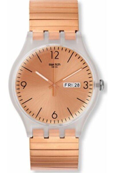 Swatch Kadın Rose Kol Saati SUOK707B