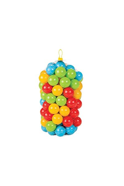 PİLSAN 7cm 100'lü Filede Oyun Havuz Topları