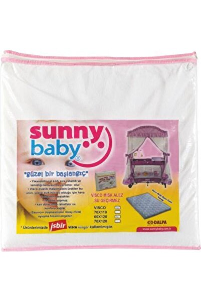 Sunny Baby Visco Yatak 60x120