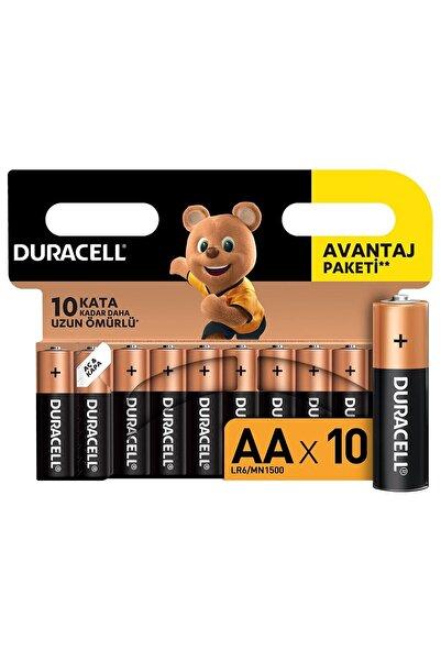 Duracell Basic Kalem Pil 10'lu