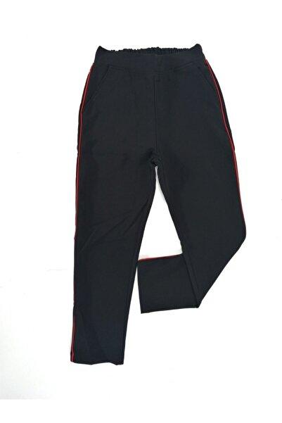 nk kids Kız Çocuk Siyah  Pantalon