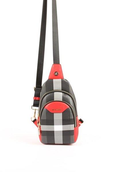 Silver Polo Kadın Freebag Bel Çantası