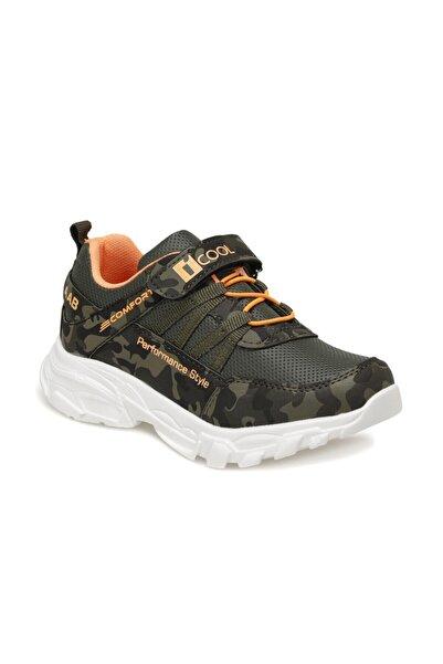 I COOL FLASH Haki Erkek Çocuk Yürüyüş Ayakkabısı 100570215