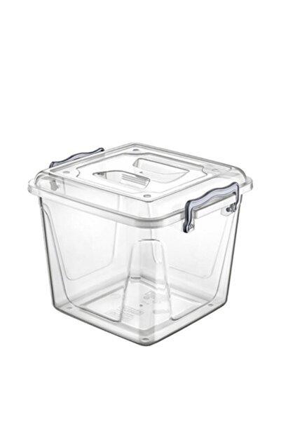 HOBBY LİFE 8,5 lt Şeffaf Kiler Box No.2