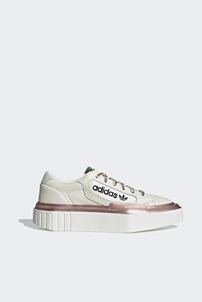 adidas Kadın Spor Ayakkabı - Adidas Hypersleek W - FV4084