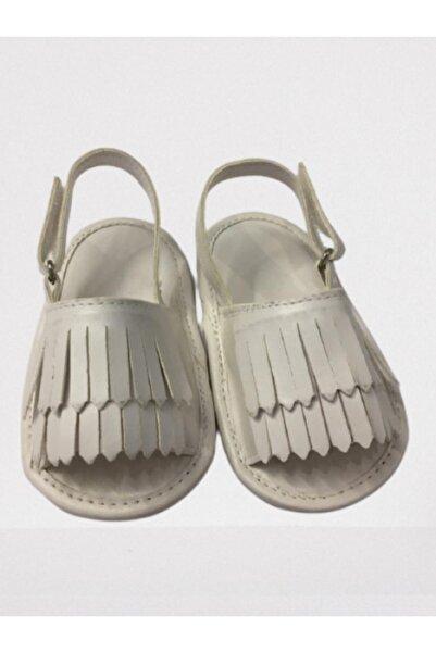 PixyLove Pixy Love Suni Deri Bebek Ayakkabısı