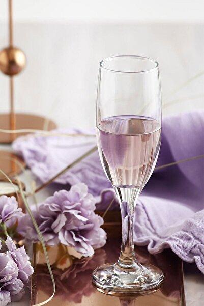 LAV Misket 6'lı Şampanya Kadehi