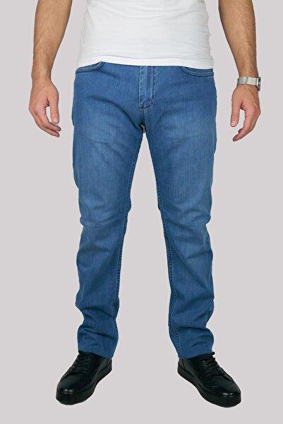 Brango Erkek Mavi 55170 Reno Kot Pantolon